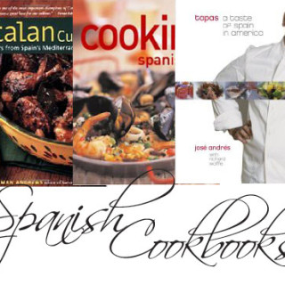 Spanish Cuisine Cookbooks Recommended by Liz