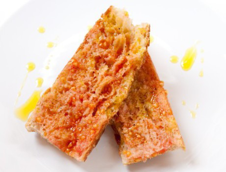 Catalan Tomato-Rubbed Bread – Pa amb Tomaquet